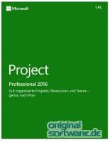 Microsoft Project Professional 2016 | Download | Multilanguage