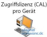Microsoft SQL Server 2017 Geräte CAL | Open NL