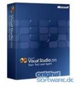 Microsoft Visual Studio 2005 Team Test Load Agent Englisch / Abverkauf