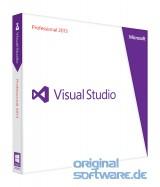 Microsoft Visual Studio Professional 2013 Deutsch