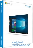 Microsoft Windows 10 Home | DVD | 32 Bit | Englisch