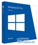 Microsoft Windows 8.1 Pro SB|OEM 64 Bit