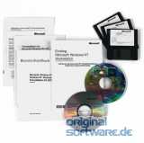 Microsoft Windows NT 4.0 Workstation SB|OEM | CD Version | Deutsch