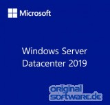 Microsoft Windows Server 2019 Datacenter | 24 Core | DVD | OEM | Deutsch