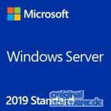 Microsoft Windows Server 2019 Standard | 24 Core | DVD | OEM | Englisch