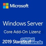 Microsoft Windows Server Standard 2019 | Add-On Lizenz für 4 Core