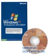 Microsoft Windows XP Professional SB Multilanguage 64Bit CD Version