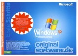 Microsoft Windows XP Professional SB deutsch CD Version