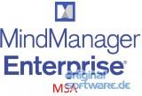 Mindjet MindManager Enterprise MSA | 1 Jahres Abonnement | für Behörden