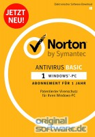 Norton Antivirus Basic | 1 Gerät | 1 Jahr | Download