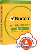 Norton Security Standard | 1 Gerät | 3 Jahre | Download