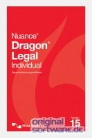 Nuance Dragon Legal Individual 15   Download   Deutsch Englisch