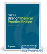 Nuance Dragon Medical Practice Edition 4.1 | Download | 26-50 Nutzer