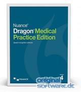 Nuance Dragon Medical Practice Edition 4.1 | Download | 5-25 Nutzer