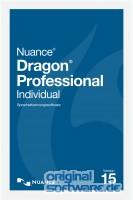 Nuance Dragon Professional Individual 15 |  Deutsch|Englisch | Download