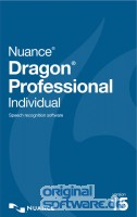 Nuance Dragon Professional Individual 15   Englisch   Full Version   Download