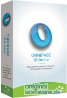 Nuance OmniPage Ultimate | DVD Version | Deutsch