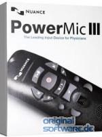 Nuance PowerMic III - Handmikrofon mit Spracherkennung