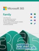 Office 365 Home | 1 Jahres-Lizenz | bis zu 6 Benutzer | Download