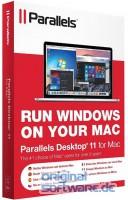 Parallels Desktop 11 f�r MAC / Download / Multilanguage