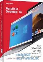 Parallels Desktop 15 für MAC | Einjahres-Abonnement | Box Version