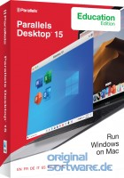 Parallels Desktop 15 für MAC | Kauflizenz | Box | Education
