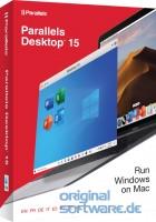 Parallels Desktop 15 für MAC | Kauflizenz | Box Version