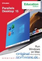 Parallels Desktop 15 für MAC Schulversion | 1 Jahr | Download