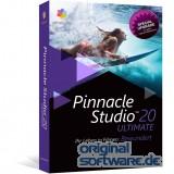 Pinnacle Studio 20 Ultimate / DVD / Upgrade