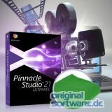 Pinnacle Studio 21.5 Ultimate | DVD + grünes Tuch