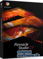 Pinnacle Studio 23 | DVD Version | Deutsch