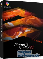 Pinnacle Studio 23 | Download | Mehrsprachig