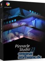 Pinnacle Studio 23 Plus   DVD Version   Deutsch