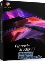 Pinnacle Studio 23 Ultimate | Download | Mehrsprachig | Upgrade
