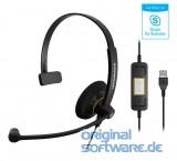 Sennheiser SC 30 USB ML | Headset einseitig mit Kopfbügel