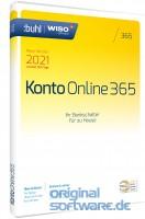 WISO Konto Online 365 (2021)   Download   Laufzeit 365 Tage