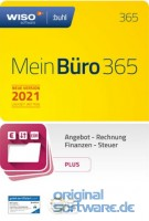 WISO Mein Büro 365 Plus | Version 2020 | 1 Jahr Laufzeit | Download