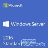 Windows Server Standard 2016 | 2 Core | Add License | Englisch