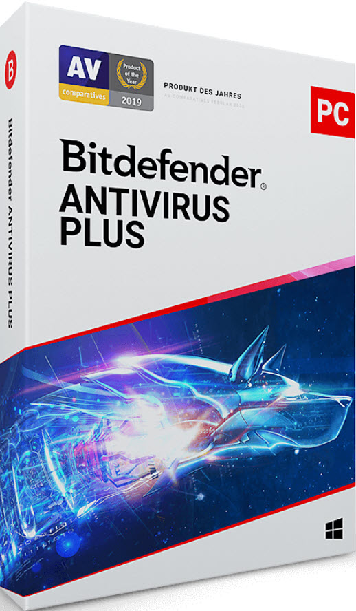 BitDefender Antivirus Plus 2016 (5 User, 3 Jahre)