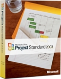 Microsoft Project 2003 Standard / CD Version / Deutsch 076-02720