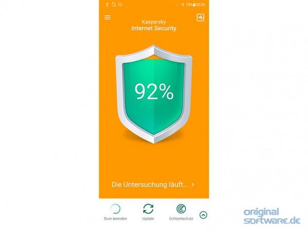 Kaspersky Internet Security for Android | 1 Gerät | 1 Jahr
