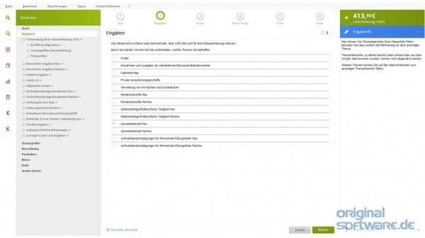 Lexware QuickSteuer 2021 | für die Steuererklärung 2020 ...