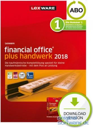 Lexware Financial Office Plus Handwerk 2018| Abo-Vertrag | Download ...