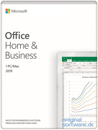 Microsoft Office Home Business 2019 Pcmac Download Bei Uns