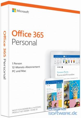 office 365 personal 1 pc mac 1 tablet 1 jahres lizenz. Black Bedroom Furniture Sets. Home Design Ideas