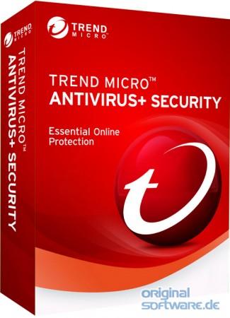 Trend Micro Antivirus + Security 2021 | 3 Geräte | 1 Jahr ...