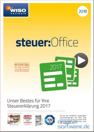 Wiso Steuer Office 2018 Download Deutsch Bei Uns Für 4360 Eur