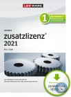 1 User Zusatzlizenz für Lexware 2021 Pro/Premium Versionen | 365 Tage Version | Download