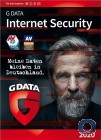 G DATA INTERNET SECURITY 2019 | 2 PCs | 3 Jahre Schutz | Download