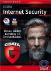 G DATA INTERNET SECURITY 2018 | 4 PCs | 2 Jahre Schutz | Download
